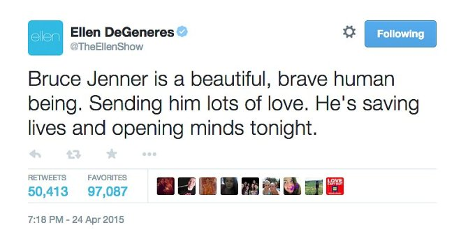 Celebrity-Twitter-Reactions-Support-Bruce-Jenner